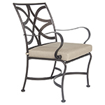 OW Lee Marquette Dining Arm Chair