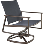 OW Lee Marin Flex Comfort Swivel Rocker Lounge Chair