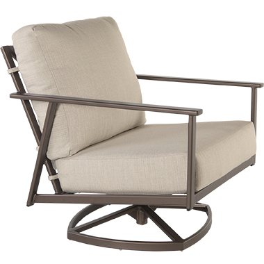OW Lee Marin Swivel Rocker Lounge Chair