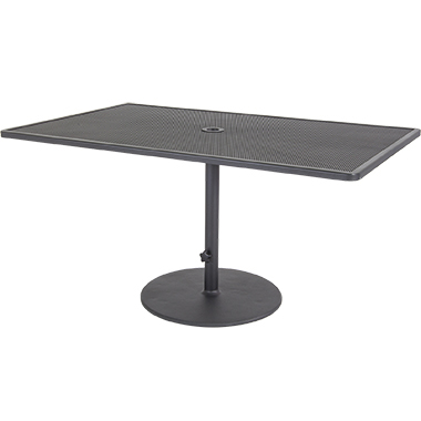 OW Lee Lennox Pedestal Dining Table