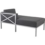 OW Lee Pendleton Creighton Right Chaise Sectional