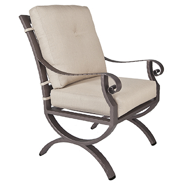 OW Lee Luna Dining Arm Chair
