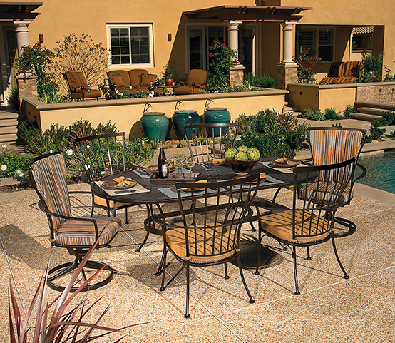 OW Lee Monterra Luxury Outdoor Patio Furniture